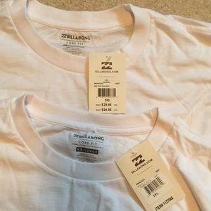 Billabong Shirts - 2 - XX large Billabong short sleeve shirts